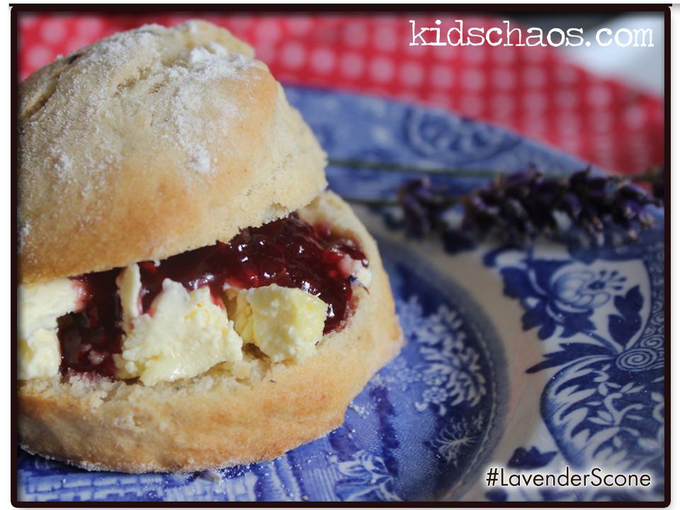 Lavender-Scones-Jam-KidsChaos