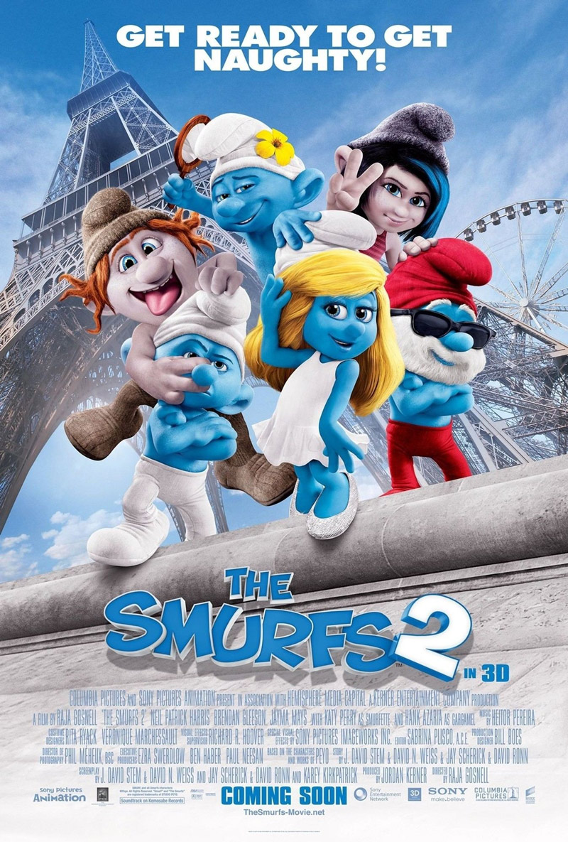 Smurf-DVD-cover
