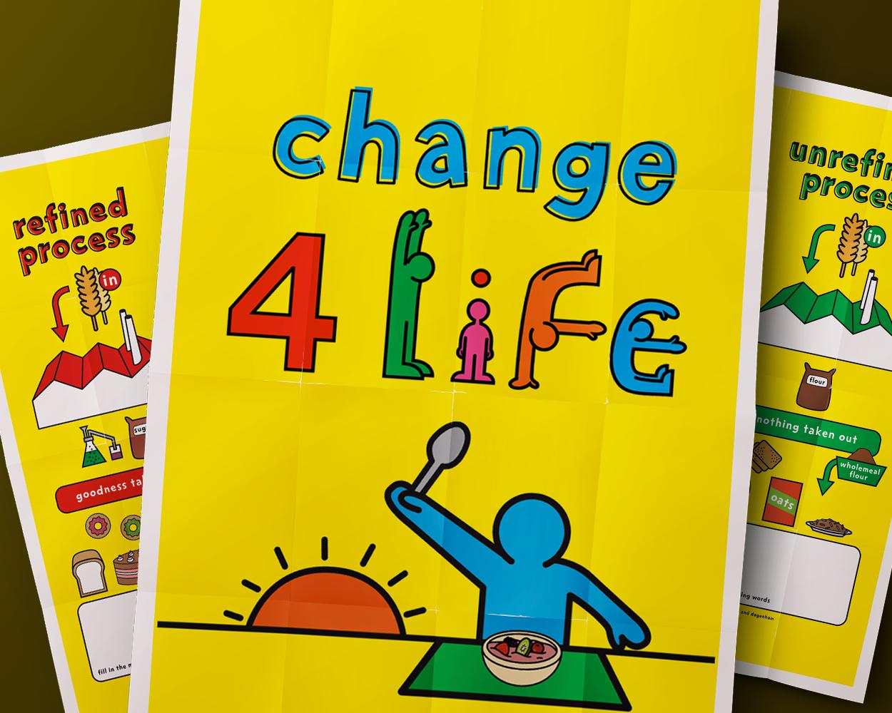 Change 4 Life image