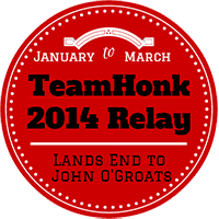 teamhonkrelay badge