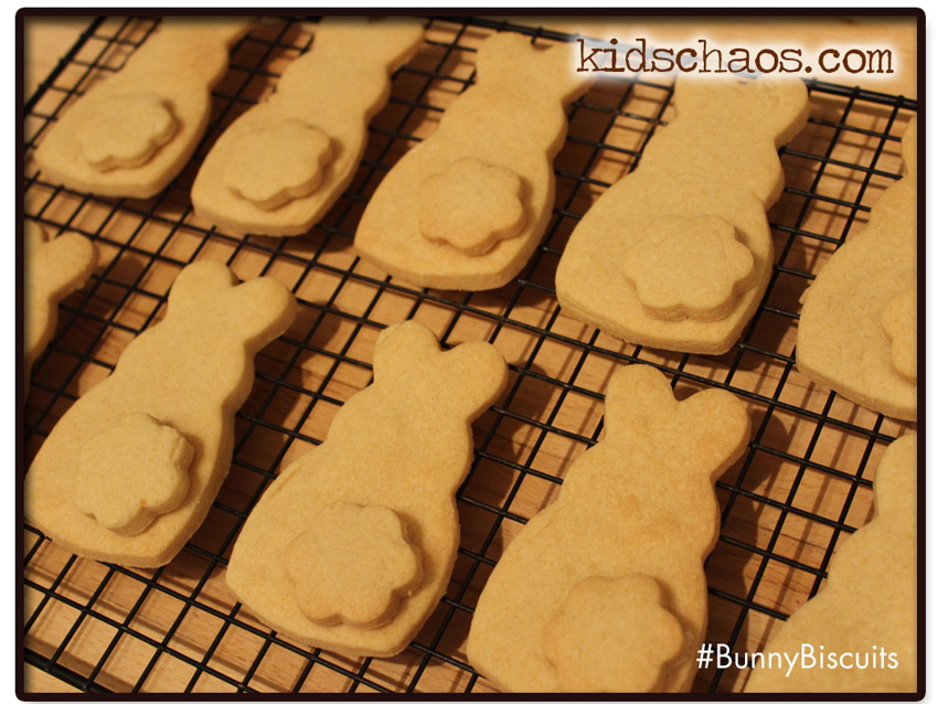 bunny biscuits royal icing