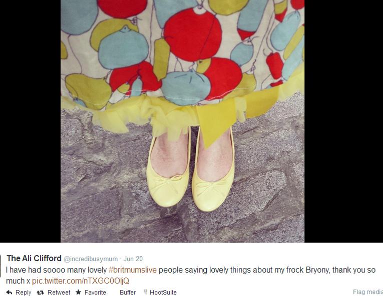 Ali Clifford PoppyEngland feet