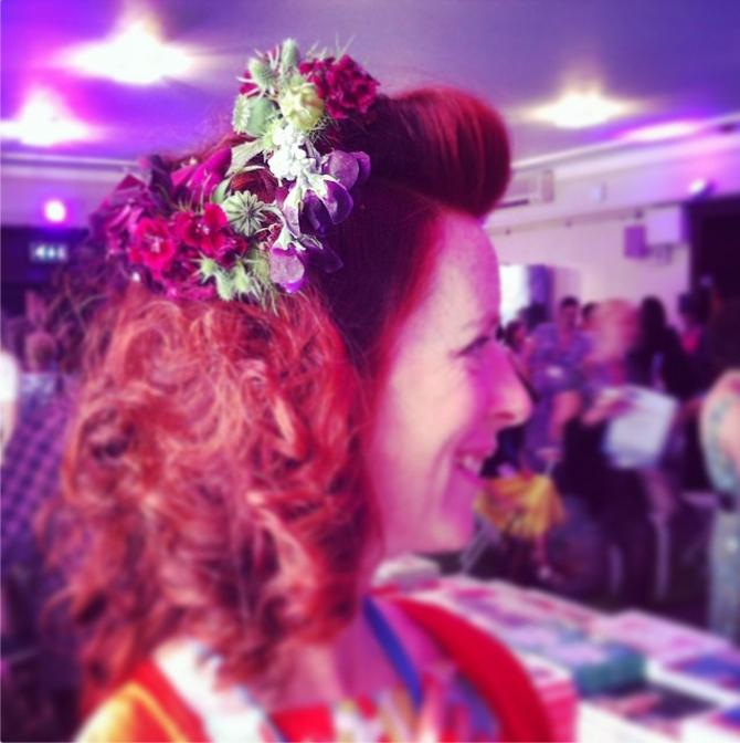 Ali-Clifford-wears-PoppyEngland-Day-1-FlowerFarmer