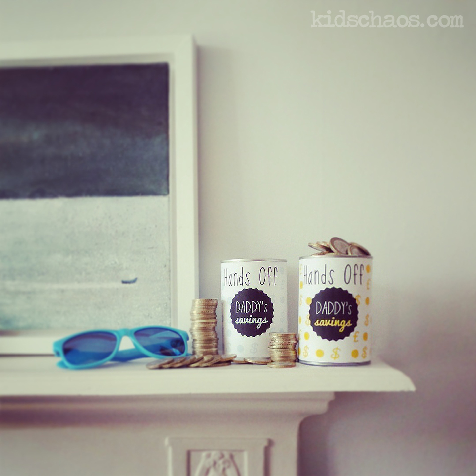 tin can fathers day savings