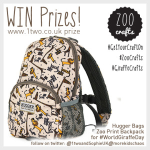 WIN-for-getyourcrafton-Hugger-Childs-Backpack