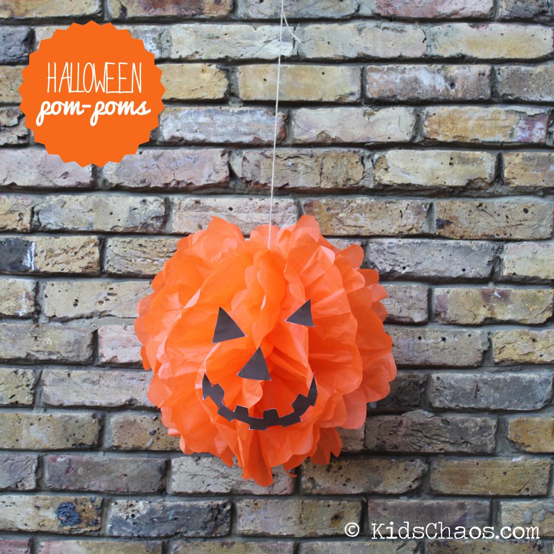 Pumpkin-Halloween-Pompom-Kids-Chaos