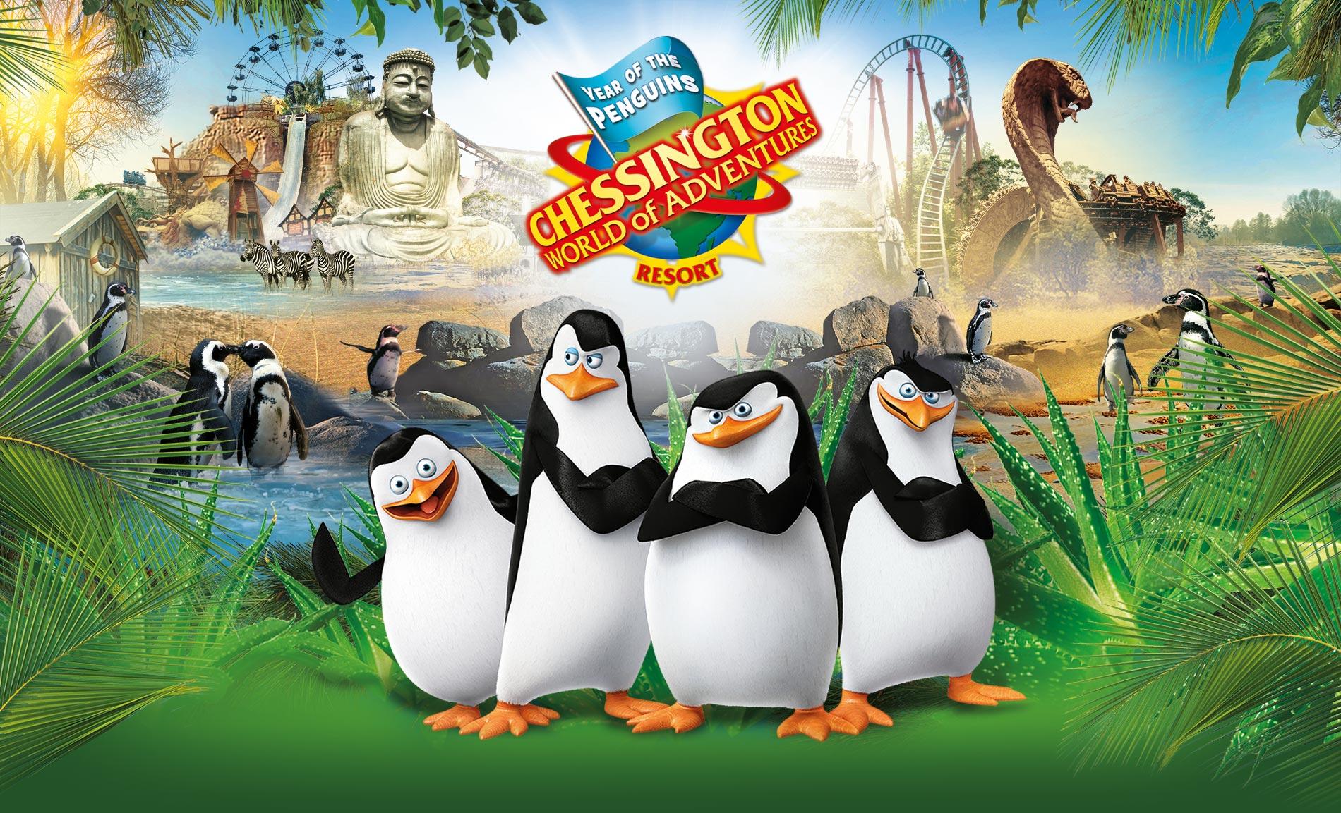 Penguins of MADAGASCAR kidschaos