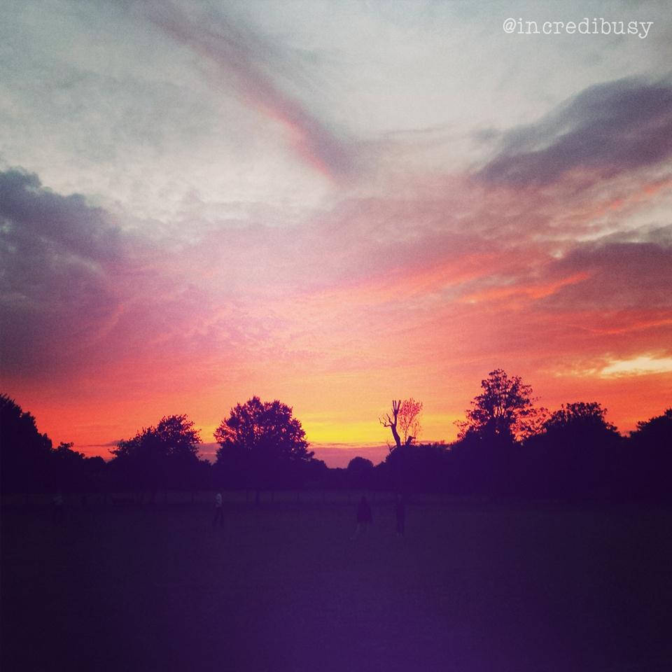 Sunset-KidsChaos