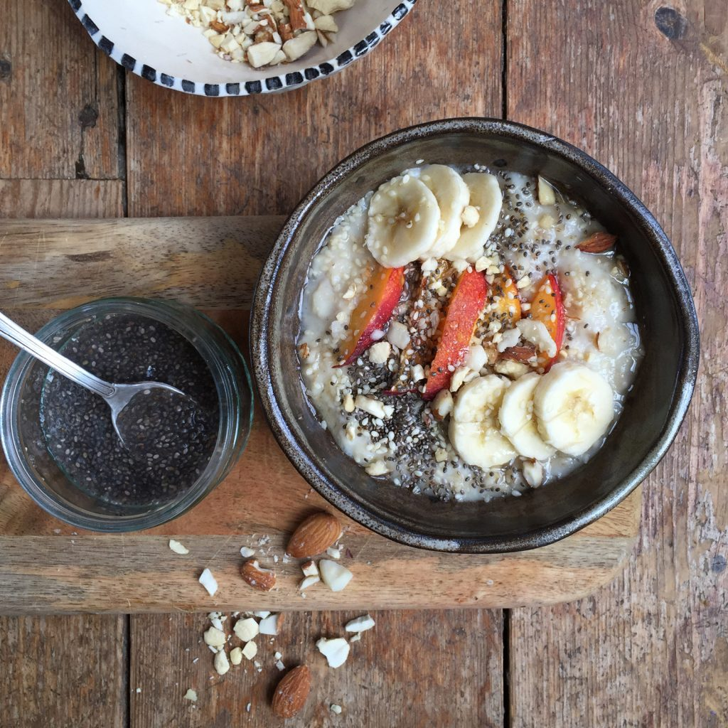 The science of perfect porridge