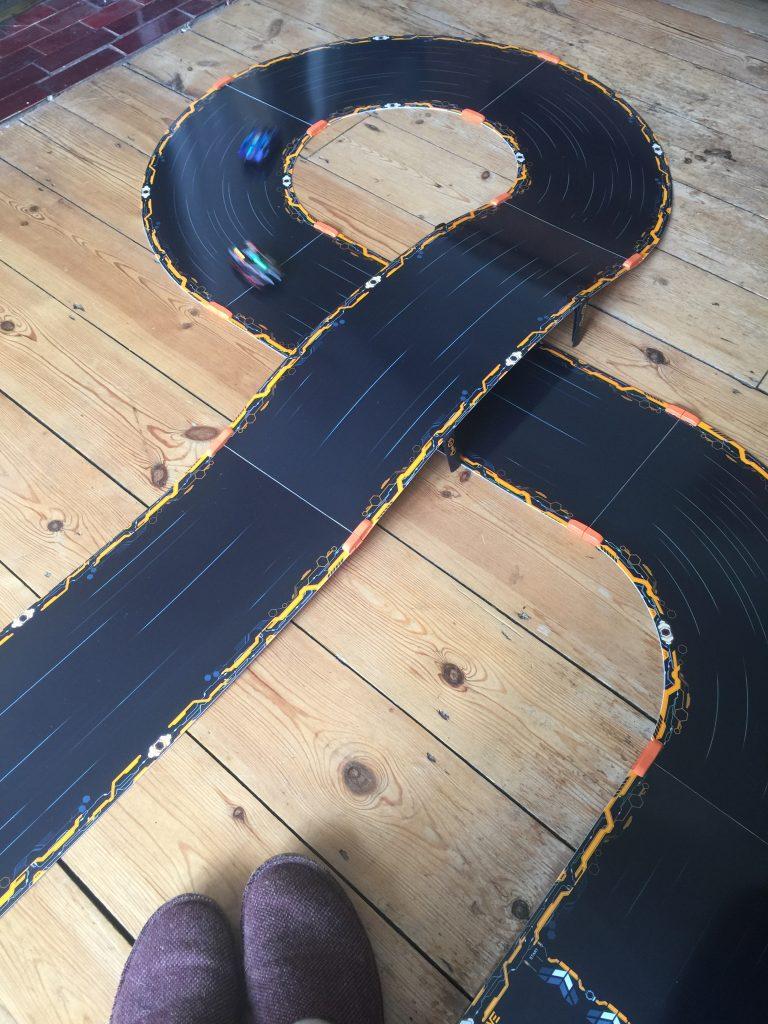 kidschaos incredibusy Anki Drive Car track
