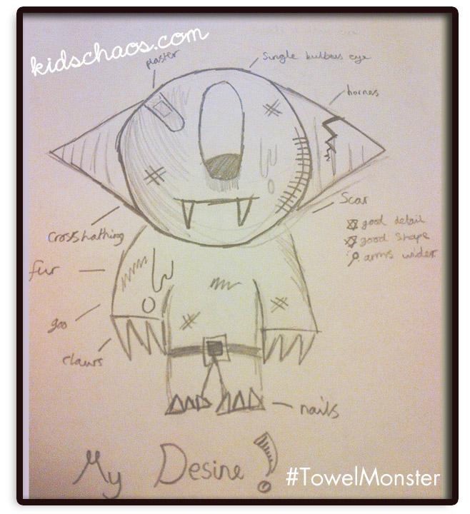 Monster Craft Ideas To Make From Your Kids Art Kidschaos Com