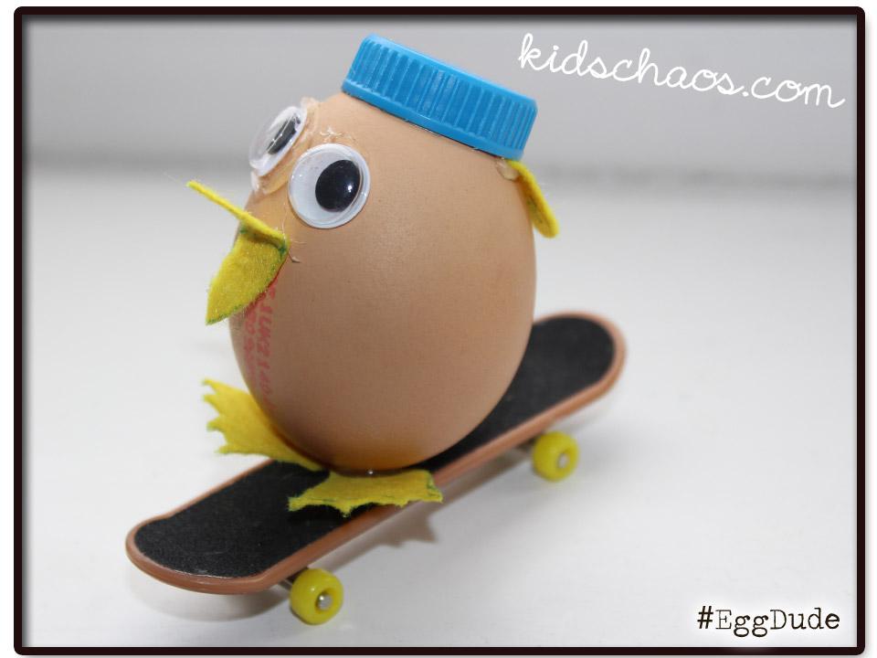 KidsChaosToiletEggDude