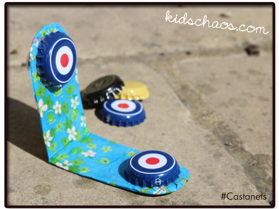 Castanets Art Craft