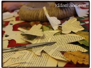 KidsChaos-book-paper-wreath-2
