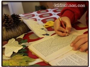 KidsChaos-book-paper-wreath