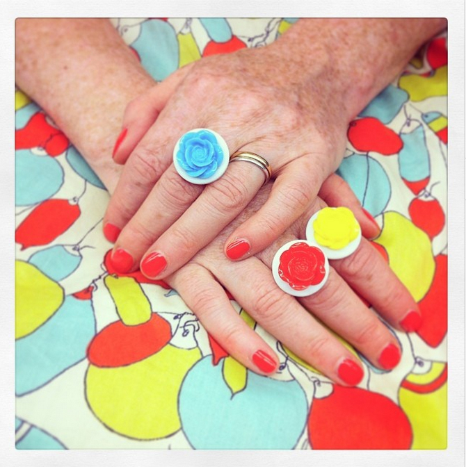 Ali Clifford Britmumslive rings