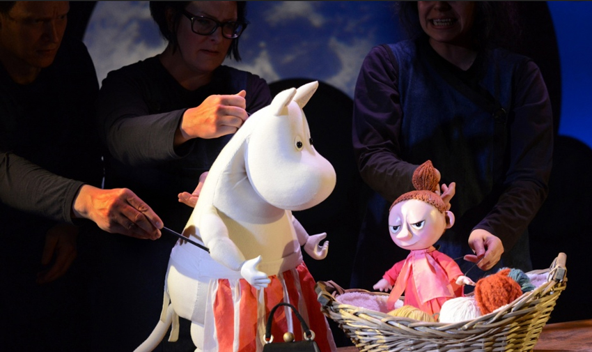 KidsChaos-Polka-Theatre-Moomins-Puppets