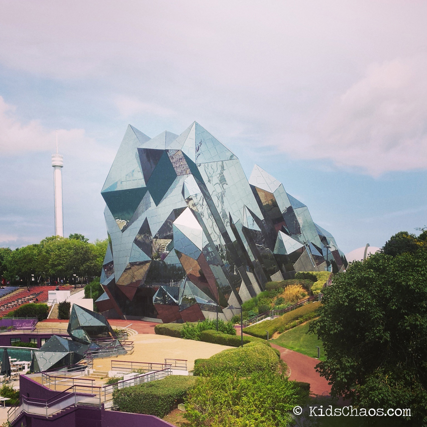 Futuroscope review