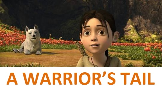 A warriors tail