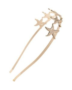berry-gold-starfish-headband-metallic