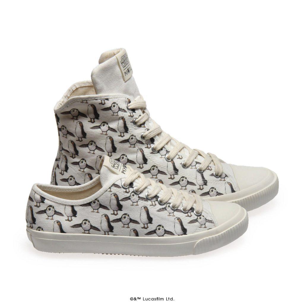 Porg sneakers